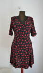 Дамска рокля с къс ръкав (второ качество)