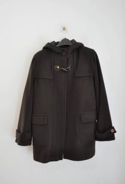 Дамско палто с качулка (второ качество)