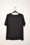Дамска блуза с къс ръкав и гръцко деколте (второ качество)