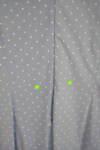 Дамска рокля на точки (второ качество)