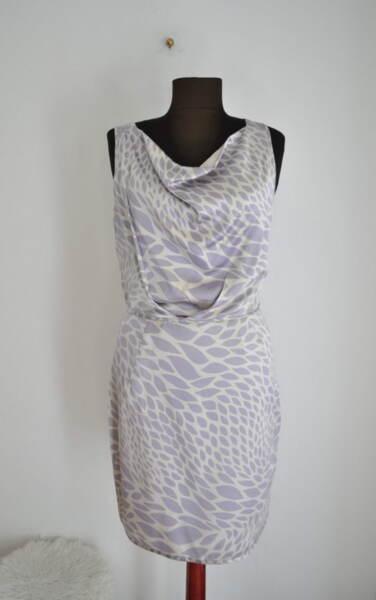 Копринена дамска рокля