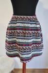 Къса кокетна дамска пола