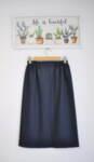 Дамска пола с ластик на талията