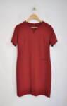 Дамска рокля с декоративен джоб