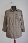 Спортна дамска риза с 3/4 ръкав (второ качество)