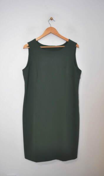 Дамска рокля без ръкав (второ качество)