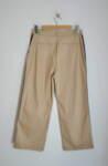 Дамски панталон с дантела в страни (второ качество)