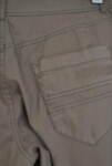 Дамски панталон с прав силует (второ качество)