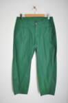 Спортен дамски панталон в зелено (второ качество)