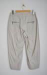 Дамски панталон с вързанки на крачола (второ качество)