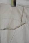 Дамски панталон с метален цип на крачола (второ качество)