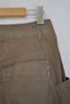 Спортен дамски панталон в кафяво (второ качество)