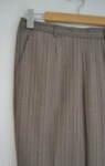 Дамски раиран панталон с джоб