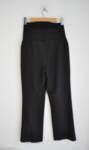 Дамски панталон за бременни с декоративни копчета