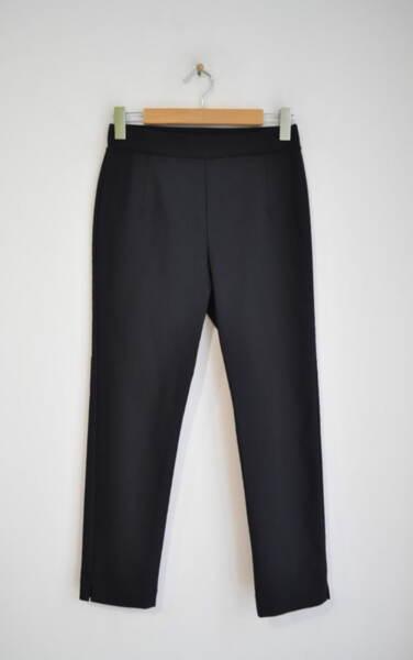 Еластичен дамски панталон с ластик на талията