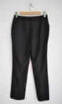 Дамски панталон с декоративен шев и джобове с филетка