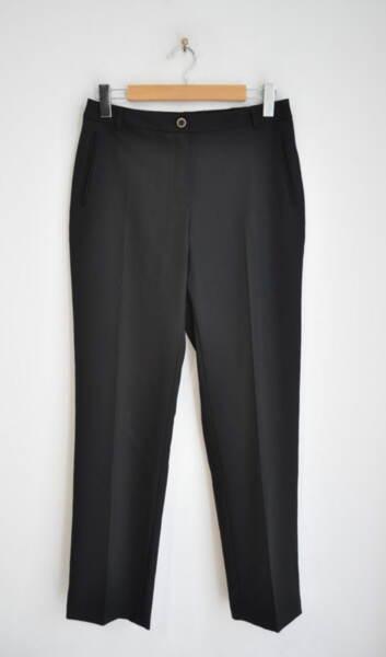 Дамски панталон с джобове с филетка (второ качество)