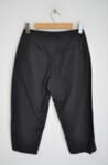 Дамски 3/4 панталон с джобове с метален цип