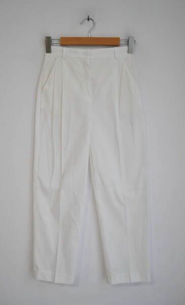 Дамски панталон с маншет на подгъва