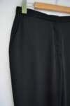 Дамски панталон с прав широк крачол