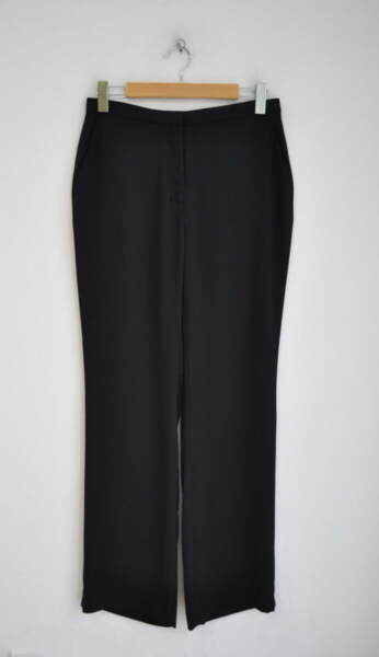 Дамски панталон с прав широк крачол (второ качество)