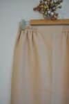 Бвжова дамска пола с ластик на талията