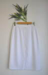 Дамска права пола в бяло (второ качество)