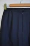 Дамска права пола в тъмносин цвят