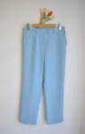 Светлосин дамски панталон (второ качество)