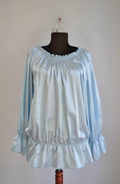 Дамска блуза с ластик (второ качесто)