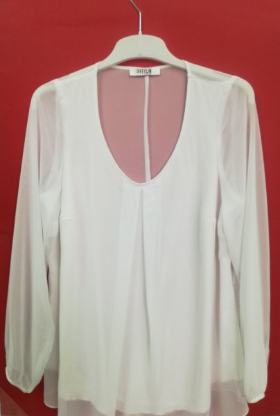 Дамска блуза Hailey в бяло