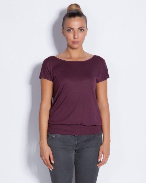 Дамска блуза с гол гръб - Zyzu v10