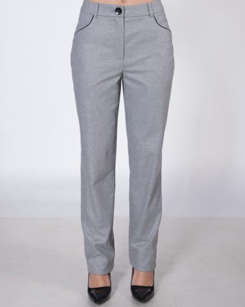Сив класически панталон - Anehut v65
