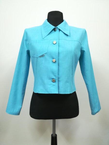 Късо дамско якенце