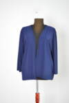 Дамска жилетка в синьо