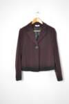 Дамско сако с ревер яка (второ качество)