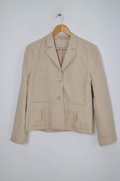 Дамско сако с джобове