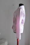 Спортно дамско сако в розово
