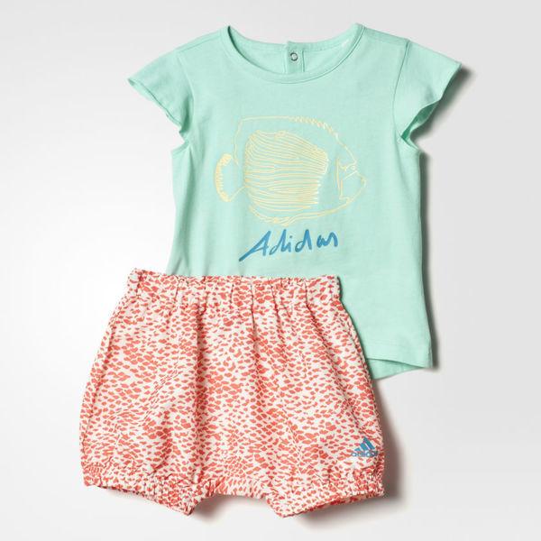 Детски комплект Adidas I SUM SET FUN G