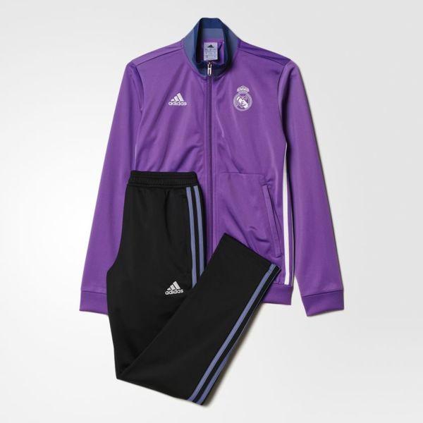 Юношески екип Adidas Real Pes Suit Y