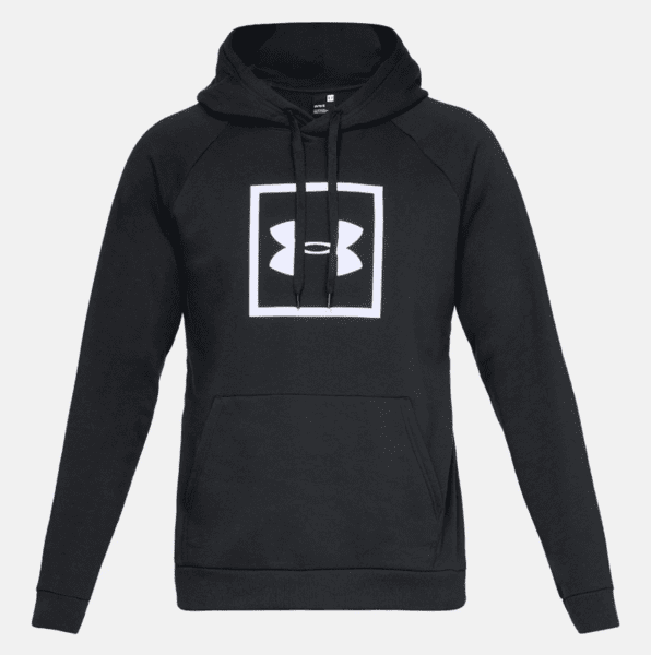 Мъжки суитшърт Under Armour Rival Fleece Logo