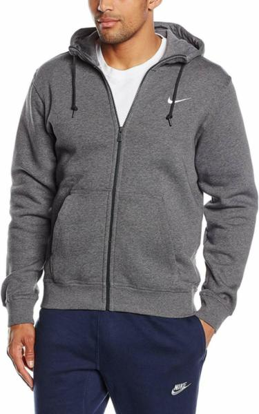 Мъжки суитшърт Nike Club Swoosh Full Zip