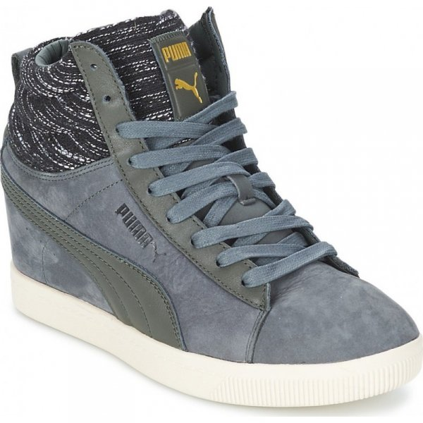 Puma Classic Wedge Wool 01