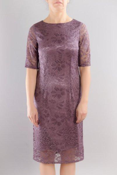Женствена рокля от дантела