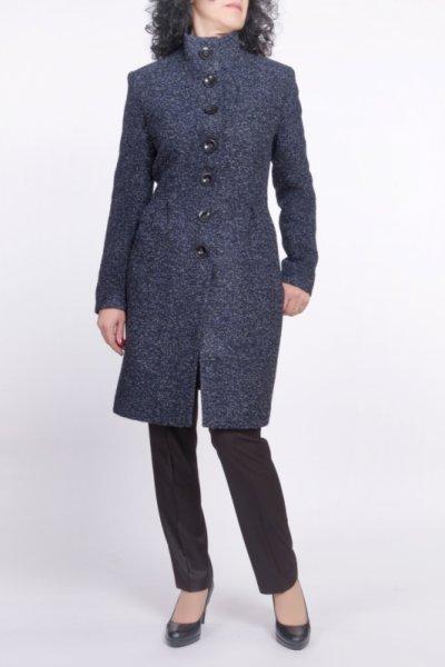 Елегантно палто от меко букле