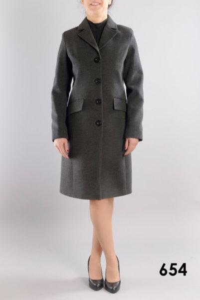 Персонализирайте Дамско Палто модел 654