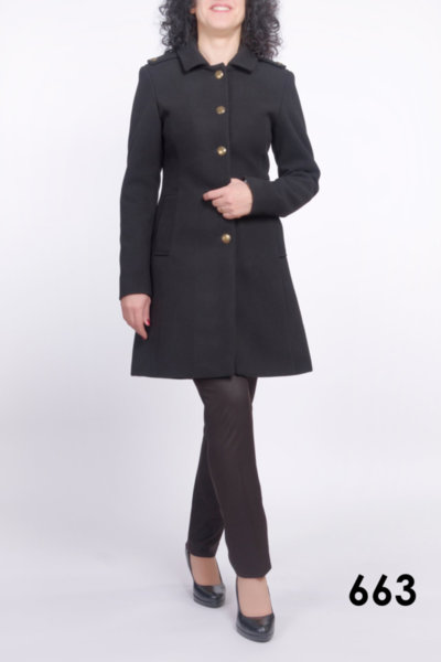 Персонализирайте Дамско Палто модел 663