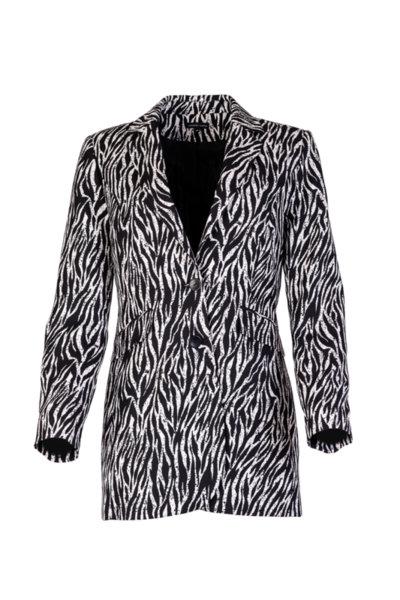 Дамско сако с две копчета