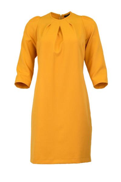 Дамска рокля с ръкав