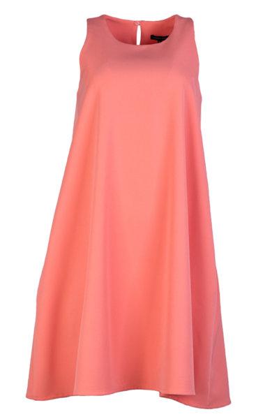 Свободна романтична рокля с презрамки